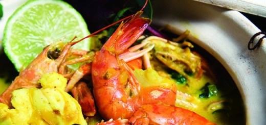 Madras fish curry Sea Gastronomy