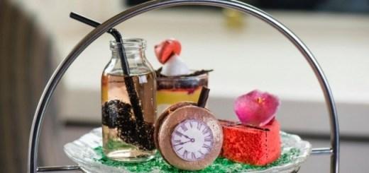The Shelbourne Wonderful Afternoon Tea