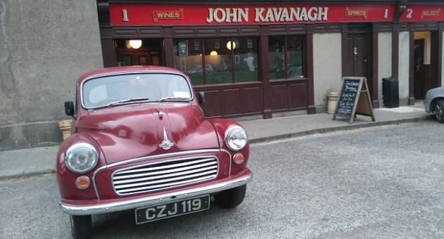 It's Alive! The Gravediggers (John Kavanagh's) - Bar Review