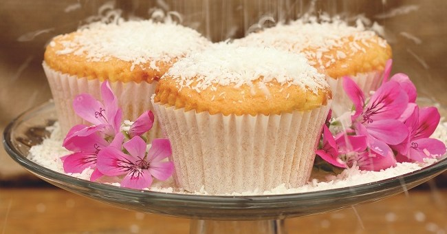 Lemon and Coconut Cake Recipe by Theresa Storey