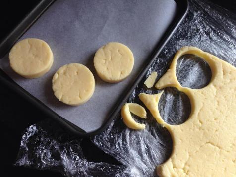 Polenta Cakes preparation