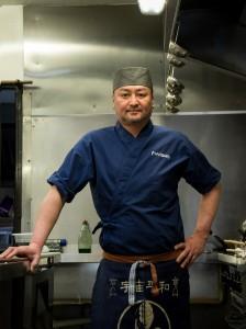 Chef Takashi Miyazaki