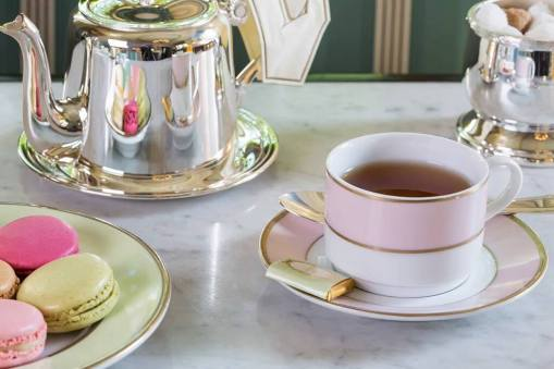 Afternoon Tea for 2 people at Ladurée Dublin for only €39 95