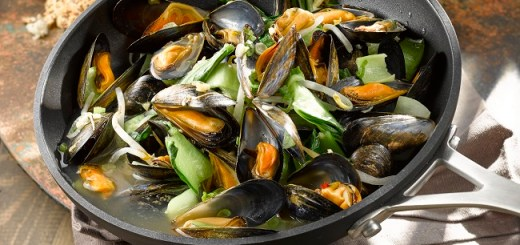 Bord Bia's 'Flex Your Mussels' Campaign Launched to Keep the Mussel Tradition Alive