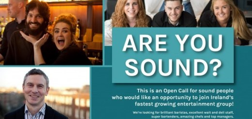 Press Up Entertainment is Hiring, Join Ireland's fastest Growing Entertainment Group