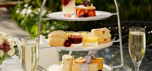 Indulgent Al Fresco Dinning and Afternoon Tea at InterContinental Dublin