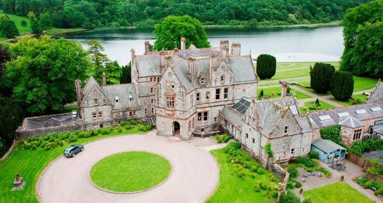 Castle Leslie Irish Wedding Venues