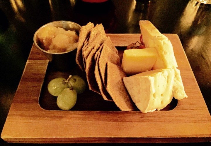 Bow Lane Cheese Board