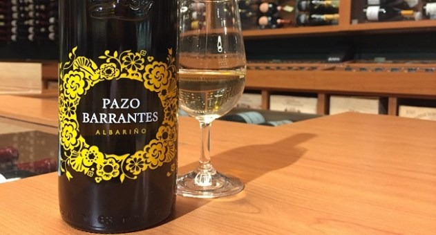 Wine Wednesday pick from O'Briens: Pazo Barrantes 2014