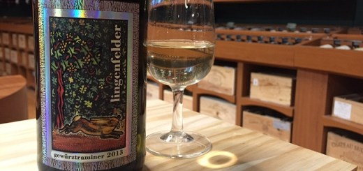 Wine Wednesday pick from O'Briens: Lingenfelder Hare Label Gewürztraminer 2013