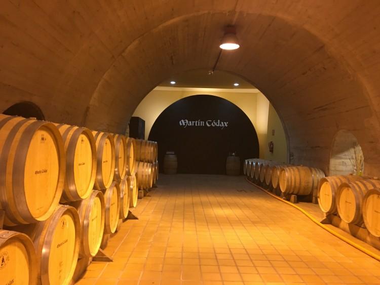 Martin Codax Winery