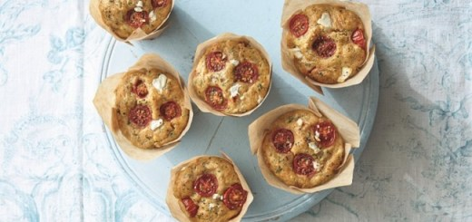 Breakfast Muffins Recipe by Fearne Cotton