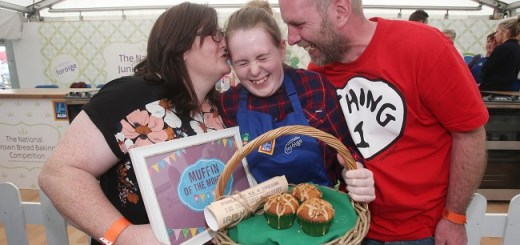 Aldi Crowns National Junior Baking Champion at the National Ploughing Championships