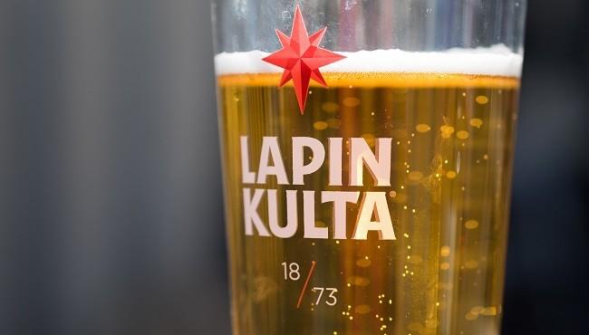 Lapin Kulta Beer