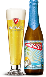 Irish Knight for Belgium's Brews 4-mongozo-coconut