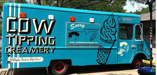 Austin Cow Tipping Creamery