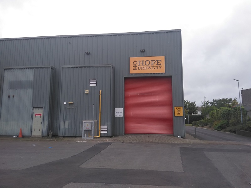 Hops and Dreams meet Skills and Savvy Planning - The Hope Beer Story
