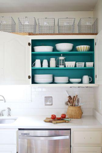 coloured-kitchen