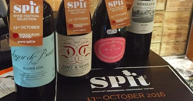 Wine Agenda: Discover Exciting and Authentic Wines at Spit Wine Fair on October 13th