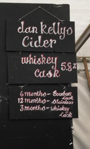 Whiskey, Casks, and Barrel-Aged Cider