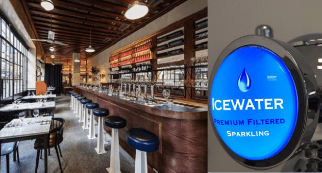 Win Dinner for Two at Super Miss Sue to Celebrate IceWater's Bind Tasting Success