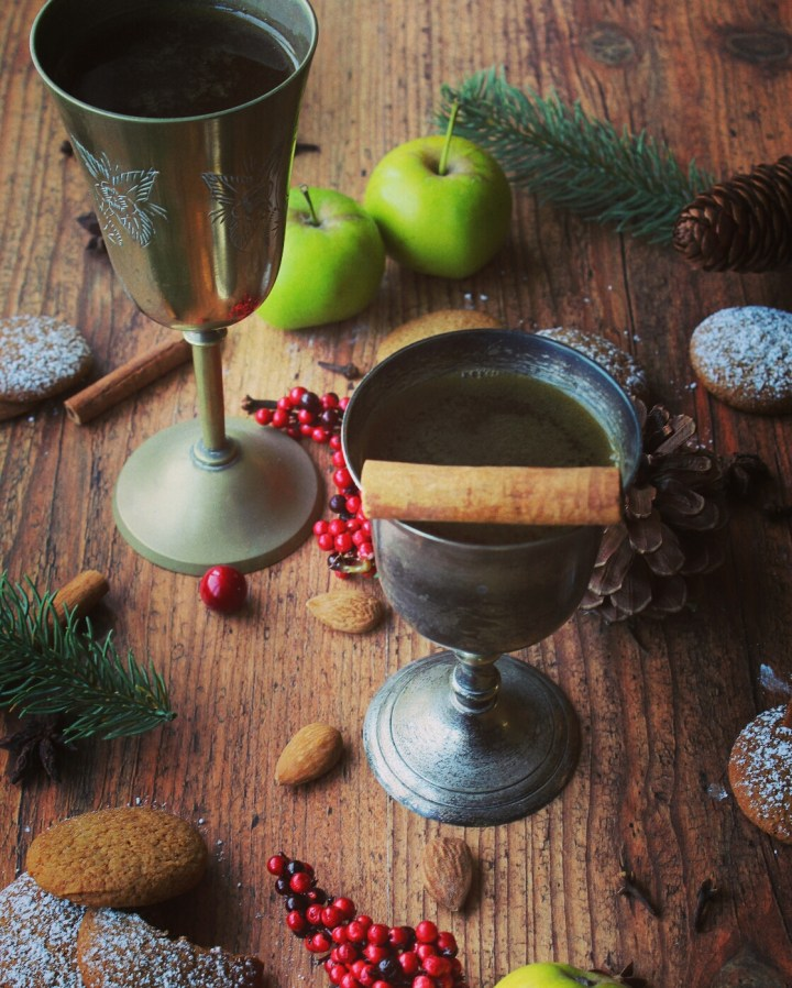 Apple Cider, Gingernut Biscuit Recipe Shane Smith