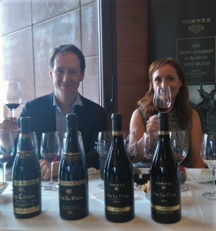 The Future Pours the Past: How Torres Mas La Plana Passes the Taste of Time