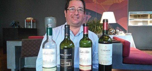 Eduardo Alemparte, Santa Rita's WiSe Man on the Estate's New Winemaking Philosophy