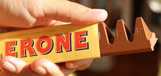 The End of a Love Triangle? The Internet is not Loving Toblerone's New Shape