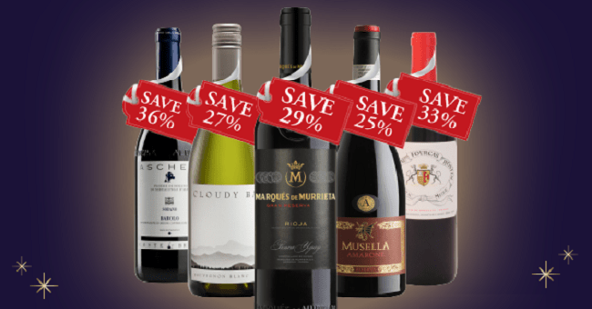 O'Brien's Wine Annual Wine Sale