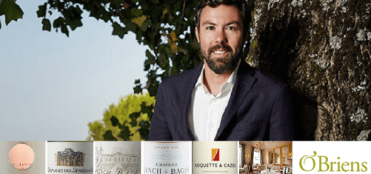 Dinner with Jean-Charles Cazes, owner of Château Lynch-Bages at Restaurant FortyOne on February 2nd