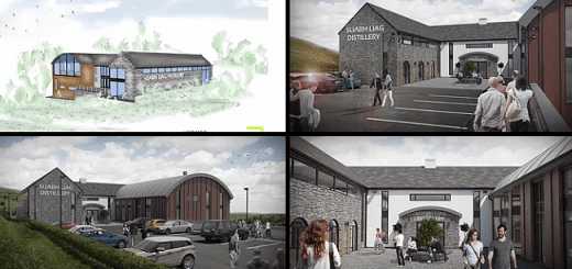 Sliabh Liag Distillery to be the First to Open in Donegal in 175 Years