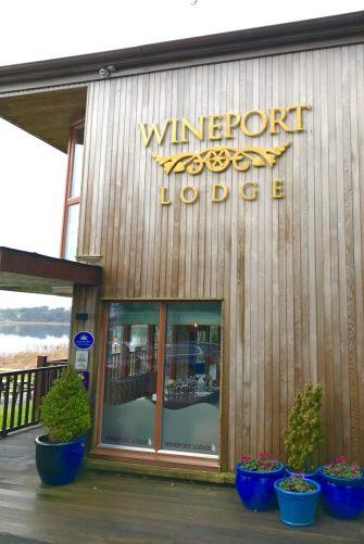 Wineport Lodge Exterior
