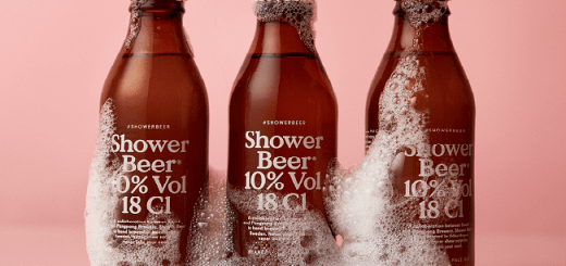 shower beer PangPang Brewery