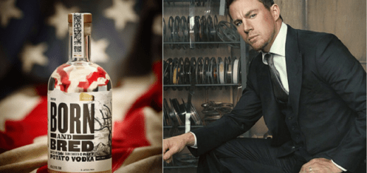 Channing Tatum Strips Down New Vodka Brand