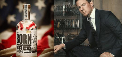 Channing Tatum Strips Down New Vodka Brand