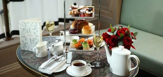 Chocolate Afternoon Tea Lemuels