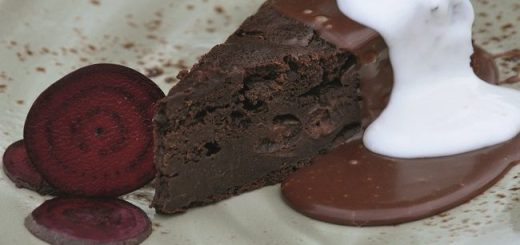 Chocolate Beetroot Cake Recipe by Darren Harris