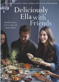 Deliciously Ella with Friends Book Cover FV