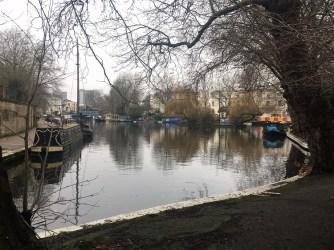 Little Venice Canal 1
