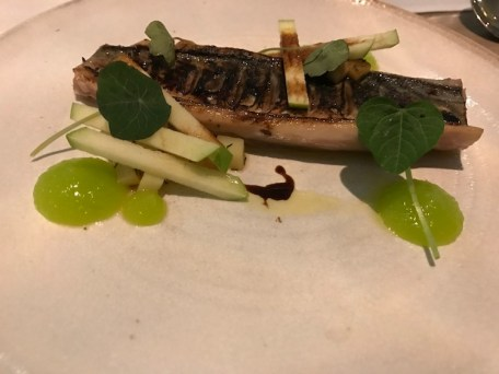 Mackerel - The 1780 Restaurant Portmarnock
