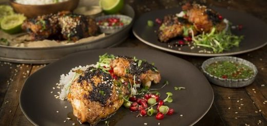 Siucra's Thai Sticky Chicken Recipe