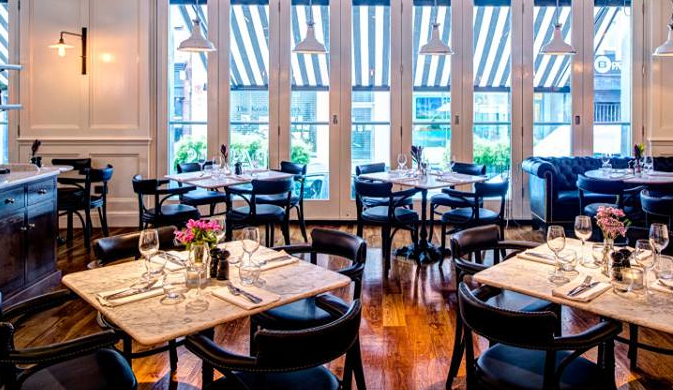 Business with Pleasure: 10 of the Best Restaurants for a Smart Business Lunch in Dublin