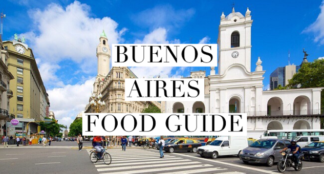 Buenos Aires Food Guide