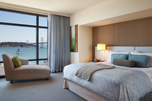 Hotel Vitale San Fran Room