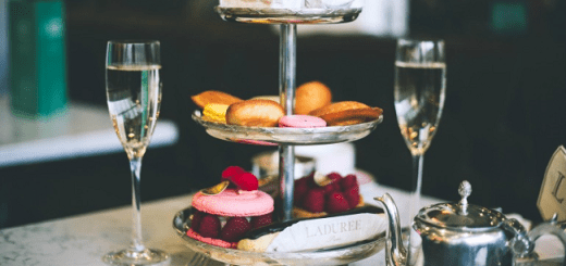 Ladurée Afternoon Tea to be Served at Arnotts for Limited Time Only