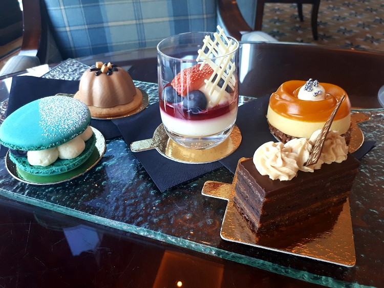 Powerscourt AT Desserts