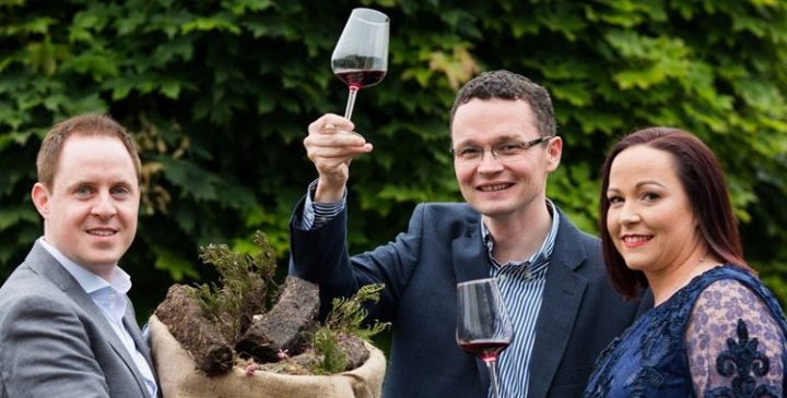 Introducing the World's First Irish Peat Wine – A New Take on Oaking