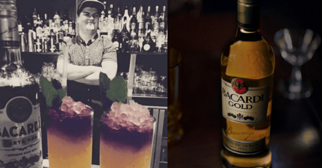 Win a Bottle of Bacardi Oro and a Round of Electric Avenue Cocktails and Bar Bites for 4 People at The Exchequer