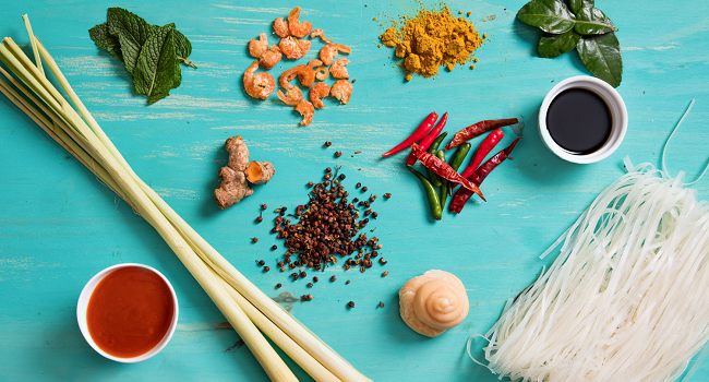 10 Essential Ingredients of Thai Cooking with Saba's Executive Chef Taweesak 'Tao'